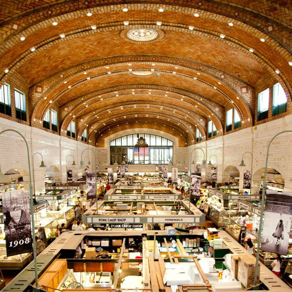 28 Best Food Halls Across The United States In 2020 Food Hall Taste Of Home Chelsea Market