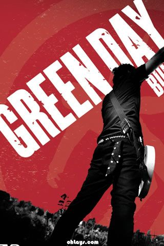 Green Day Iphone Wallpaper 1786 Ohlays Green Day Green Day Billie Joe Green Day Band