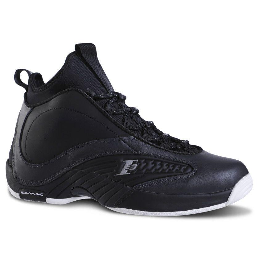 los angeles e73fc 5df38 V Black   Coal   White CN6849 Black Reebok, Basketball Shoes