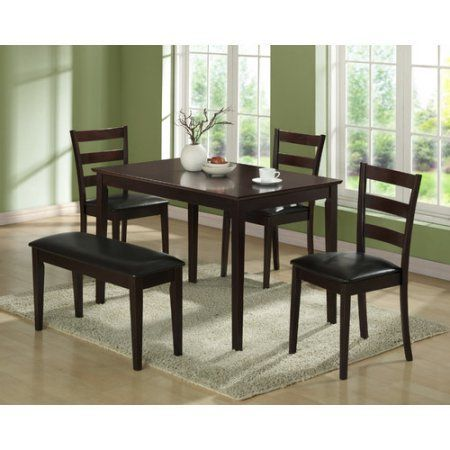 Taraval 5Pc Dinette Set  Walmart  Home  Pinterest  Dinette Impressive Dining Room Tables Walmart Review