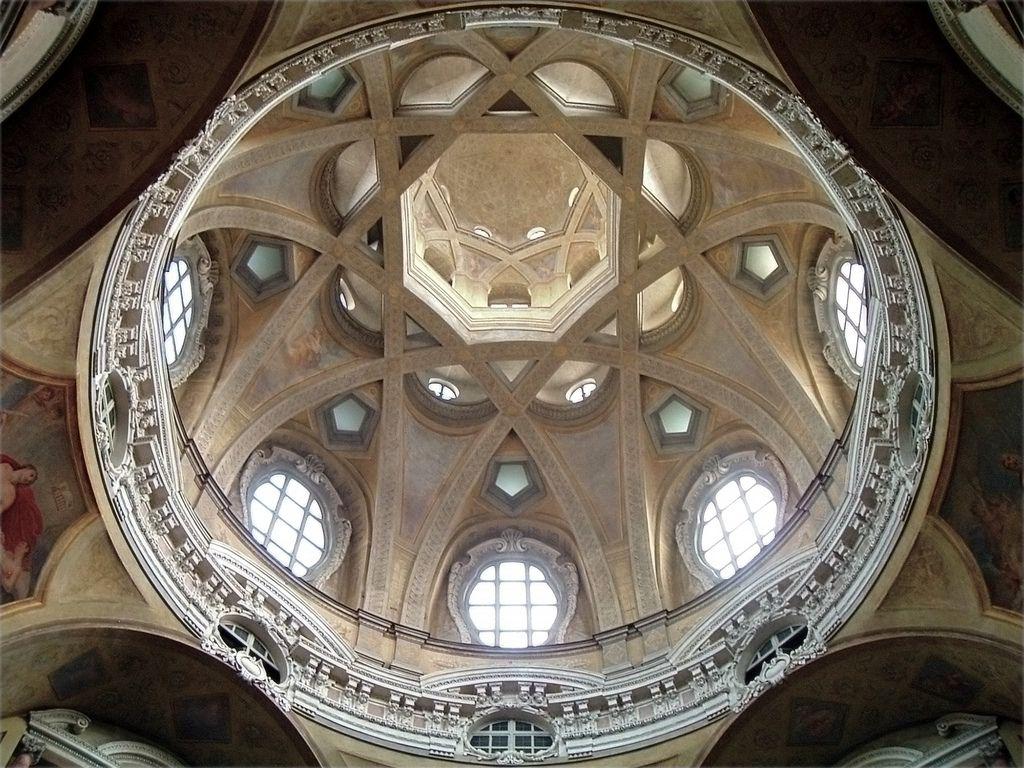 Church Of San Lorenzo, Turin   Guarino Guarini,