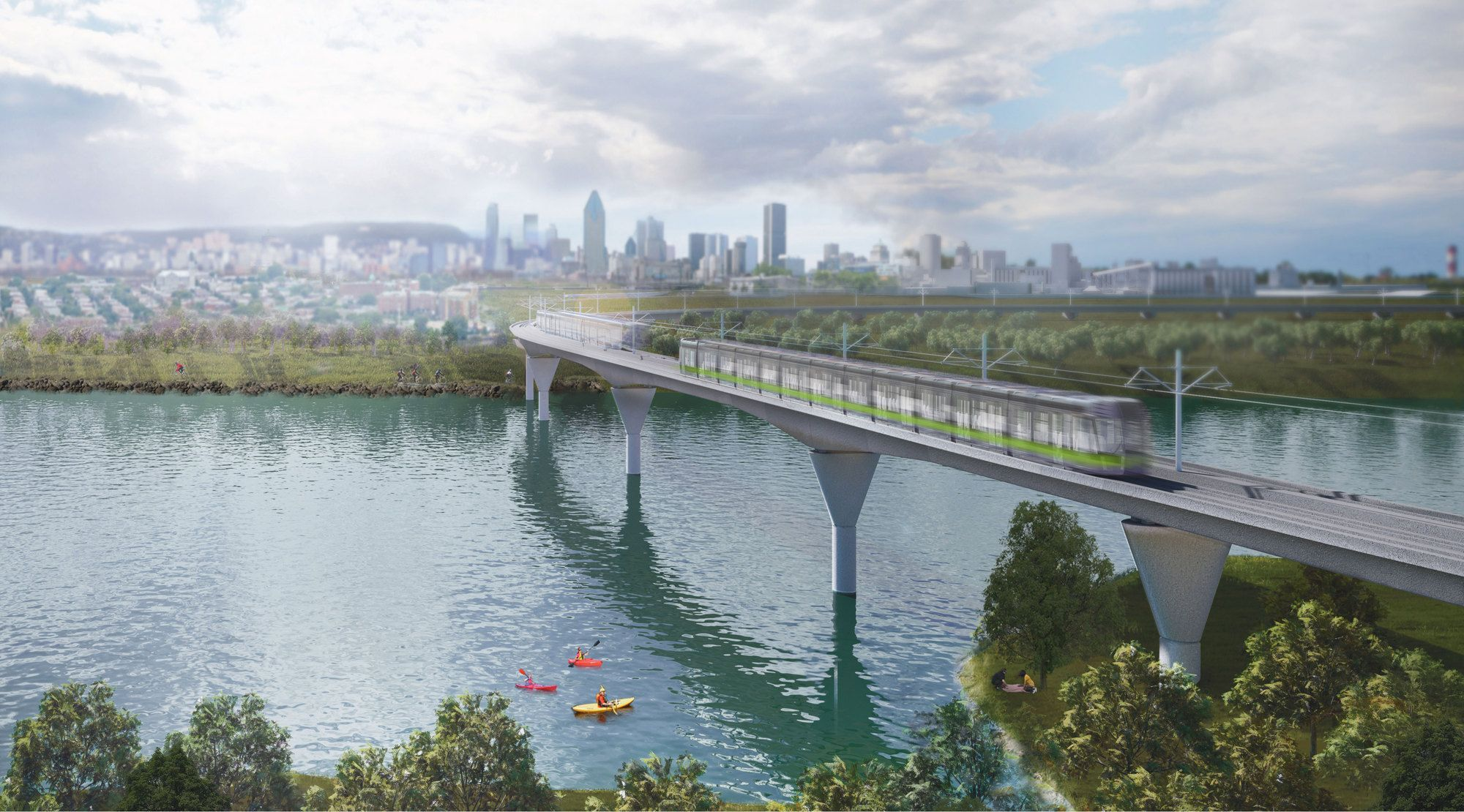 Lemay, Perkins+Will, and Bisson Fortin to Design Montreal ...