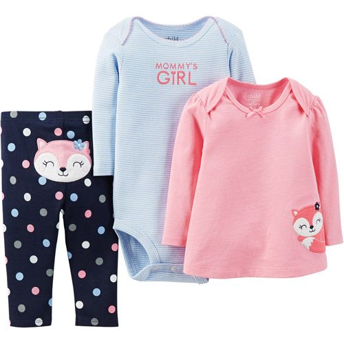 7b3bdce87 Child Of Mine Three Piece Set Elephant
