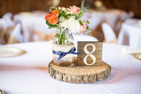 Rustic & Vibrant DIY Sunset Barn Wedding