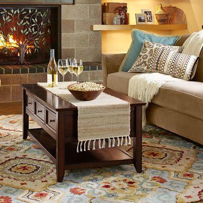 Ashington Coffee Table Mahogany Decoracion De Unas