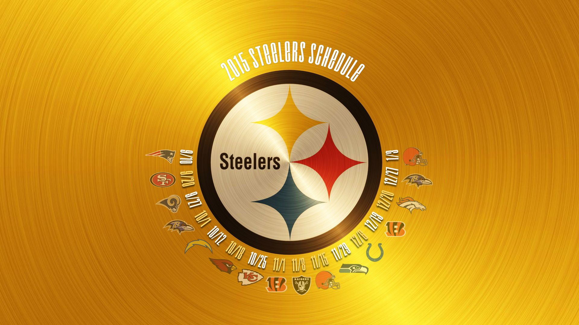 011c6b8b0 iPad Wallpapers with the Pittsburgh Steelers Team Logos Digital 1920×1080  Steelers Wallpaper (44 Wallpapers)