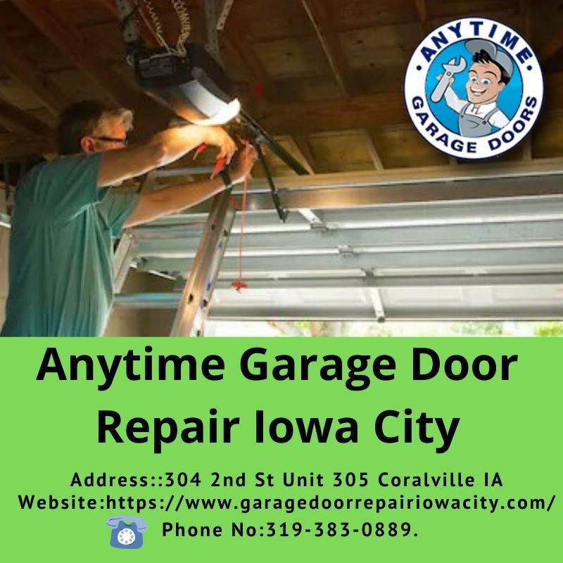 We can solve nearly any problem with a garage door. In