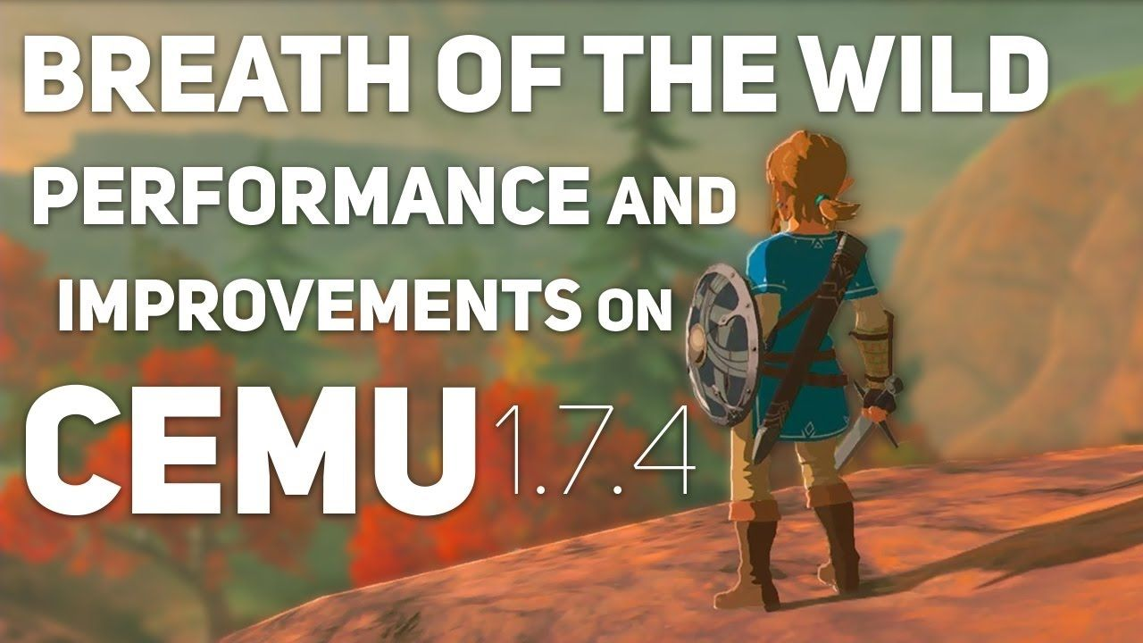 Cemu - Wii U emulator | v1.7.4 Preview