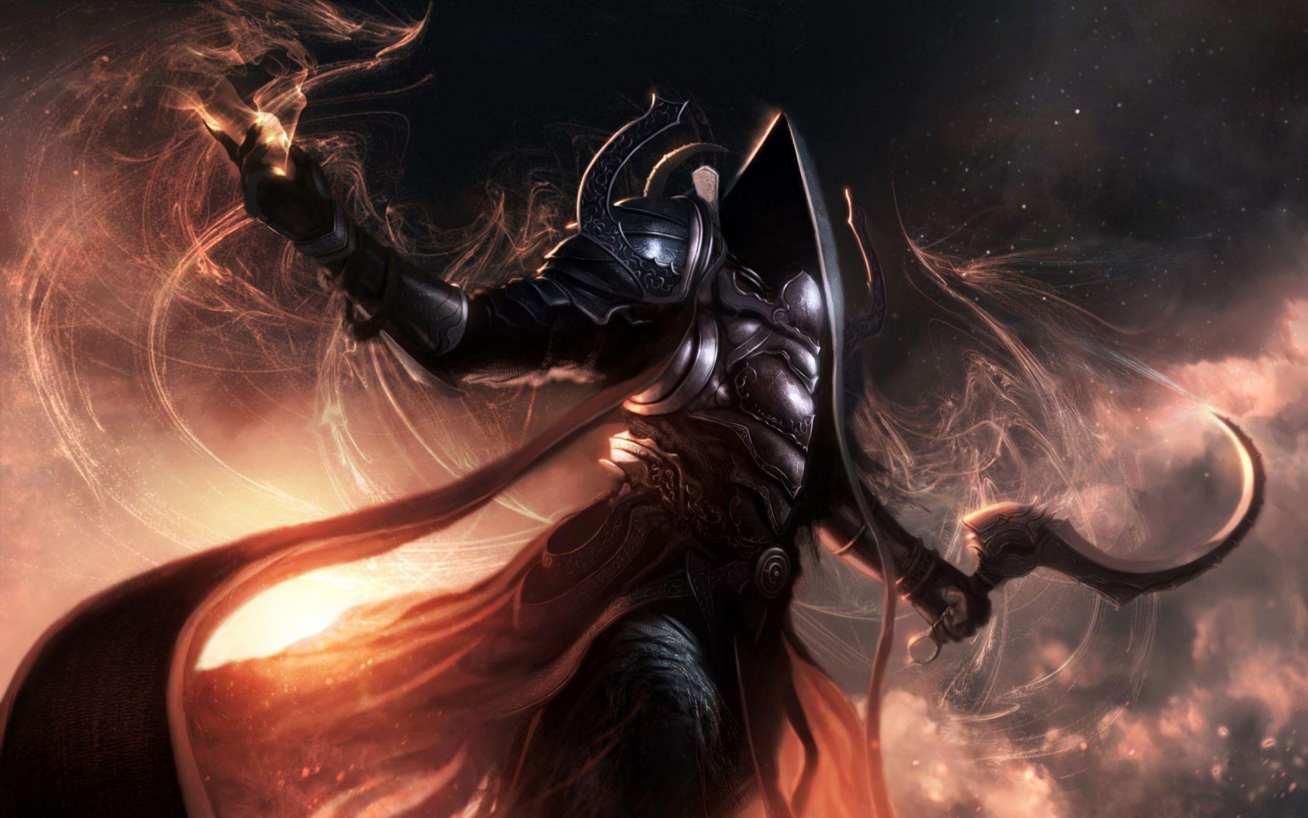 Diablo 3 Reaper Of Souls Hd Wallpaper Diablo ángeles Y