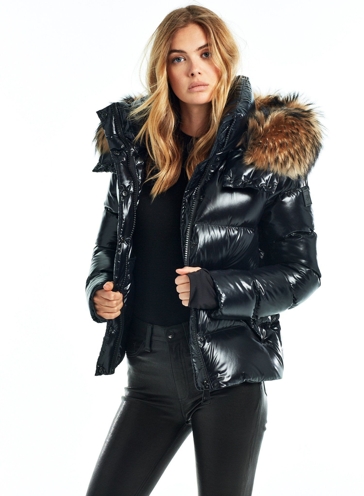 Fur annabelle in 2020 Fashion, Jackets for women, Down