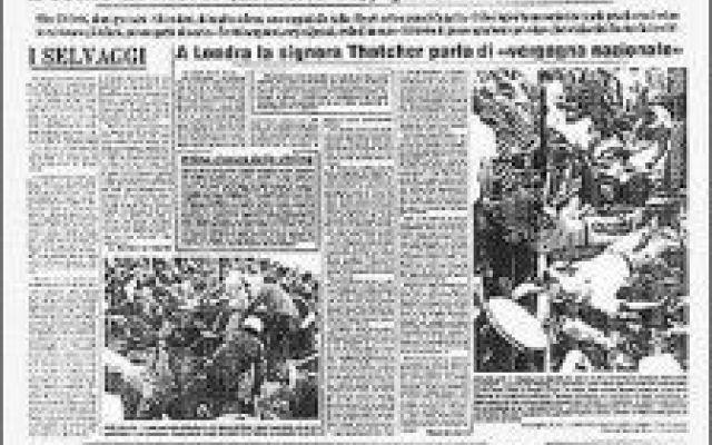 La strage dell'Heysel, l'eccidio bianconero #heysel #juventus #ricordo