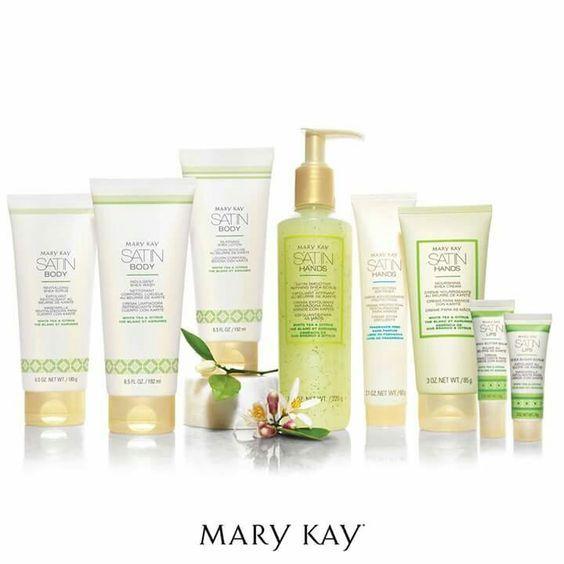 Hands Mary Satin Set Kay