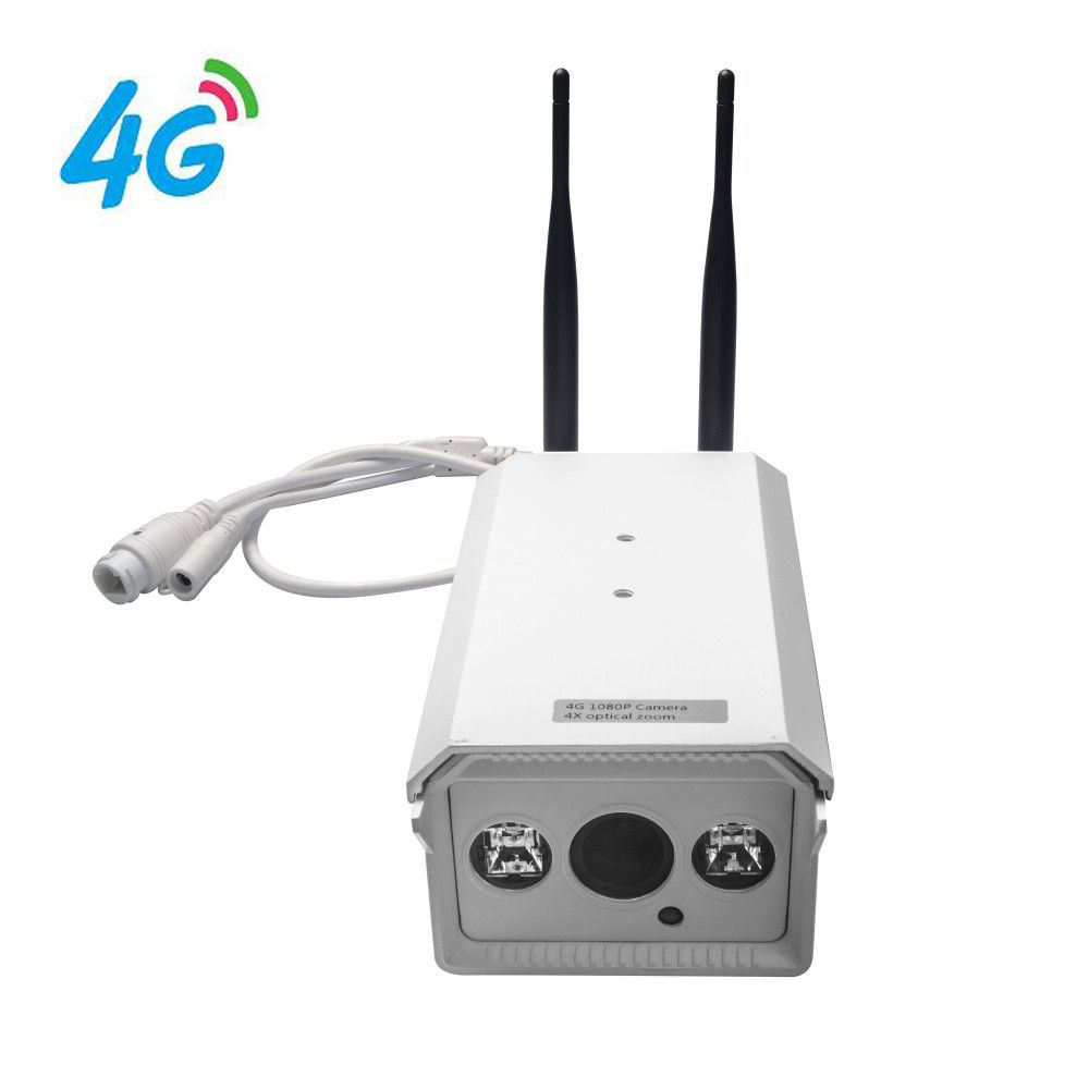 4G Mobile Bullet 960P HD IP Camera with 4G FDD LTE Network