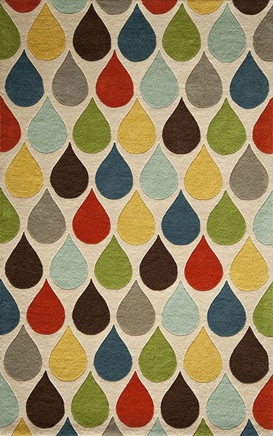 Momeni Delhi Dl54 Multi Rug Contemporary Rugs Rugsusa