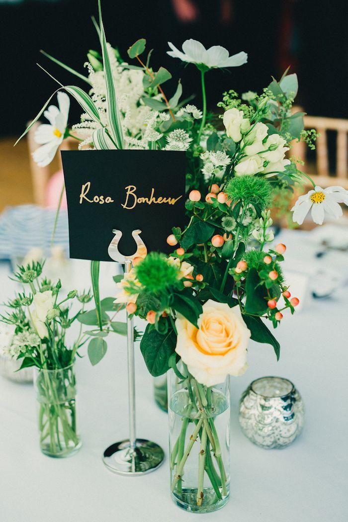 1001 Idées De Décoration De Table Mariage Qui Vont Vous