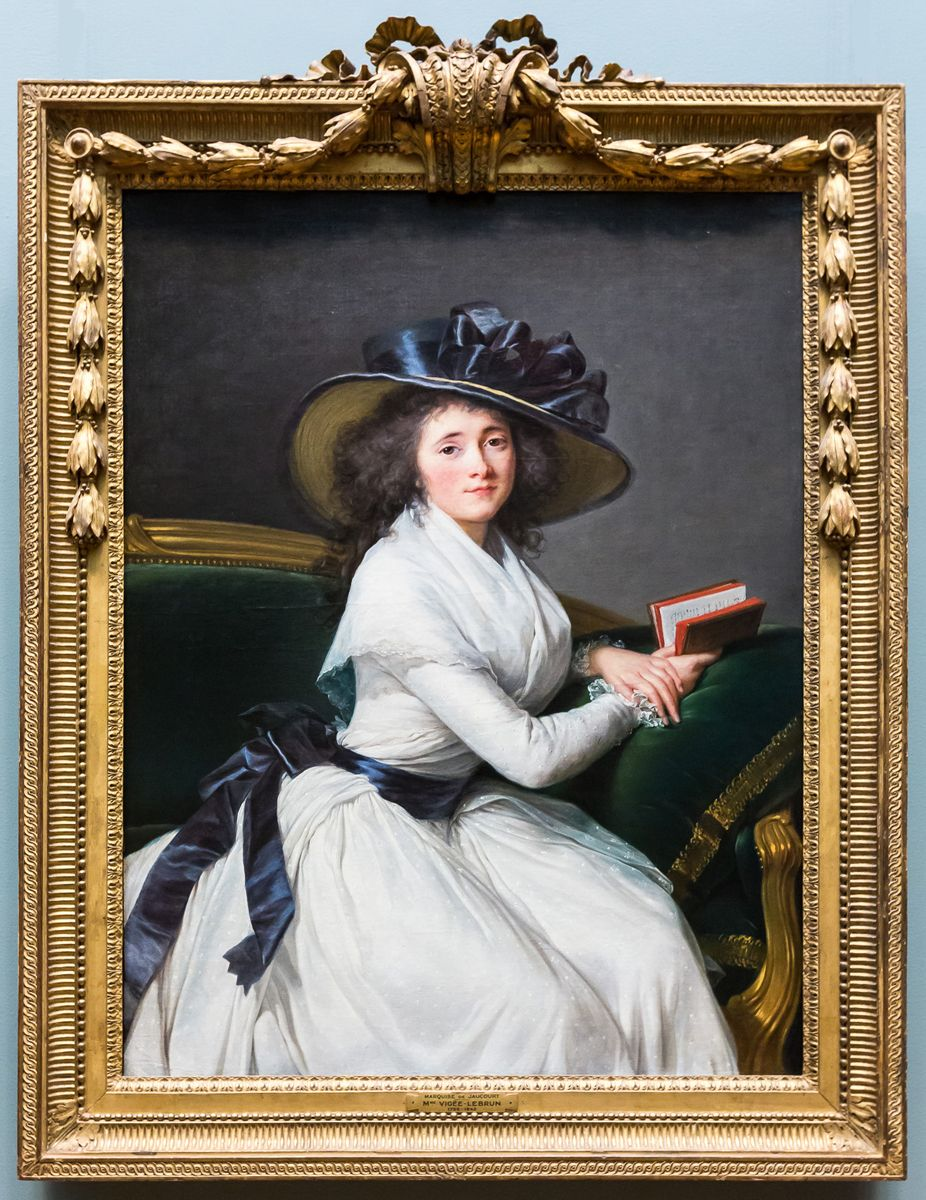Elisabeth Louise Vigée Le Brun: Part I: a review of the 2015-2016 ...