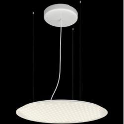 Photo of Nimbus Modul R 600 Project pendant light without indirect component 400cm neutral white (4000 ° K) simply sch