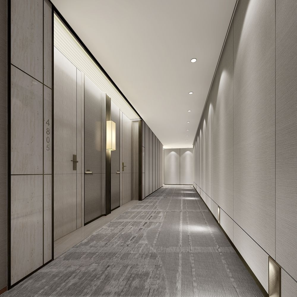 Pin by nguyen trang on a hotel hotel corridor for 8 design hotel