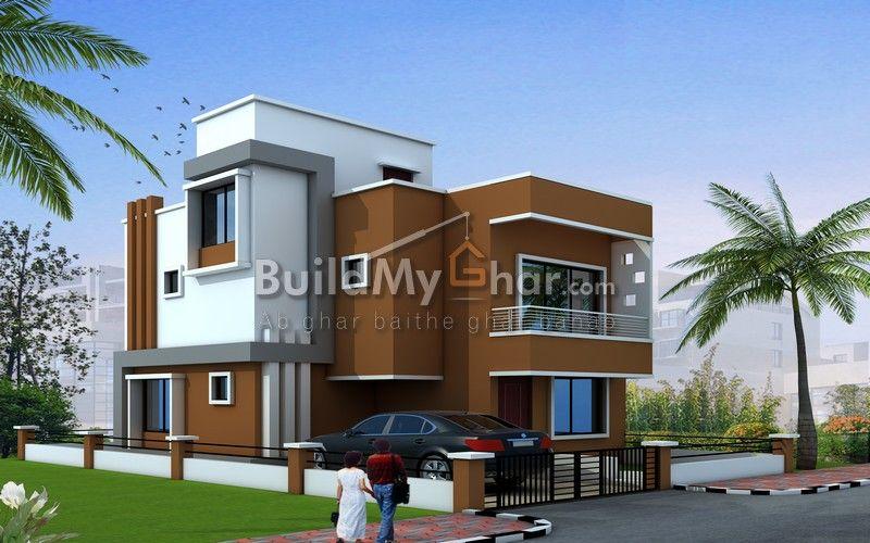 birch box 2 3 bhk home design plan with 4 bedroom latest modern house design - Latest Modern Houses