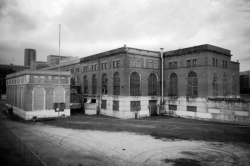 Abandoned Fort Worth Light Company Plant Dallas