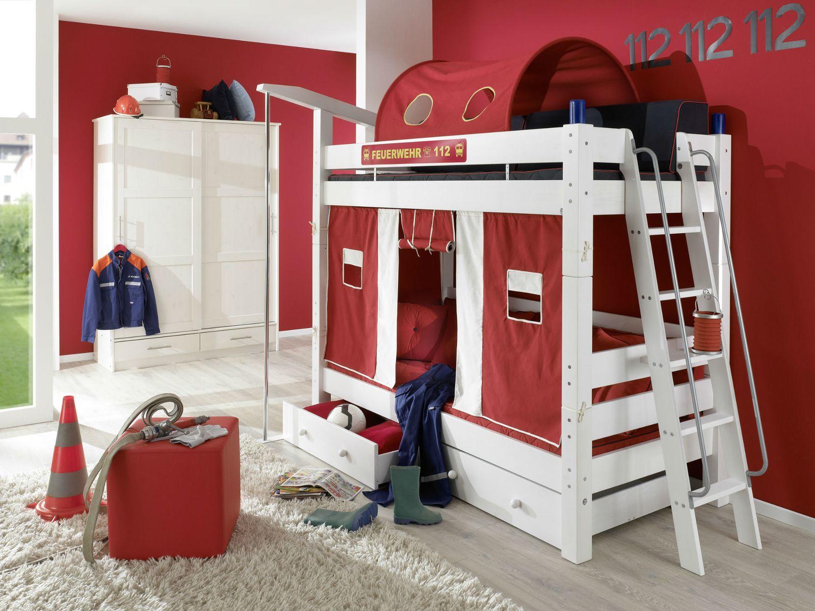 Feuerwehr Etagenbett Moby Fur Kinder Etagenbett Kinder Zimmer