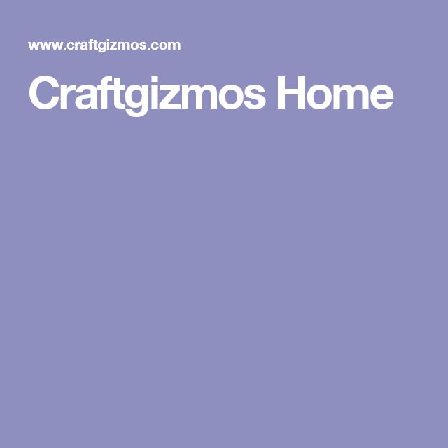 Craftgizmos Home