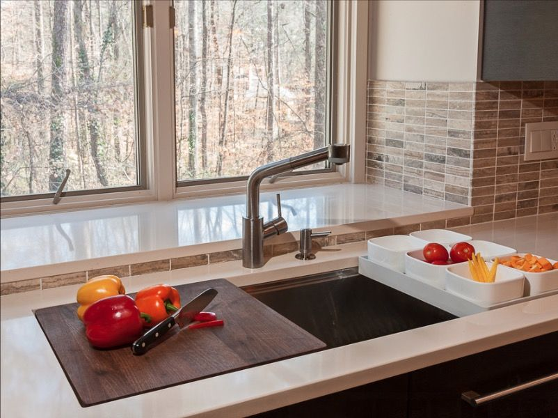 Space and good design aren\u0027t exclusive to a large kitchen Here are