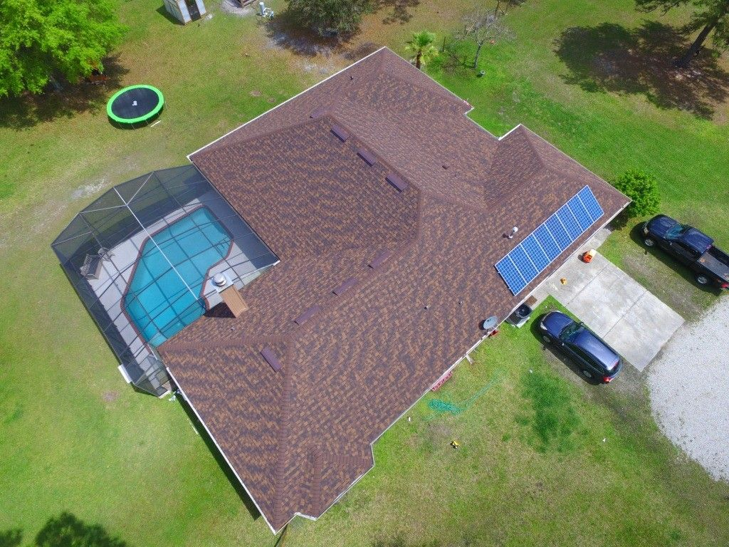 2.5kW Solar Electric system in Orlando, FL