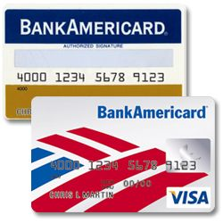 1958 The Bank of America introduces the BankAmericard