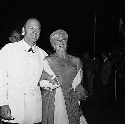 Ginger Rogers--William Marshall: Married 16 March 1961, Divorced 1969