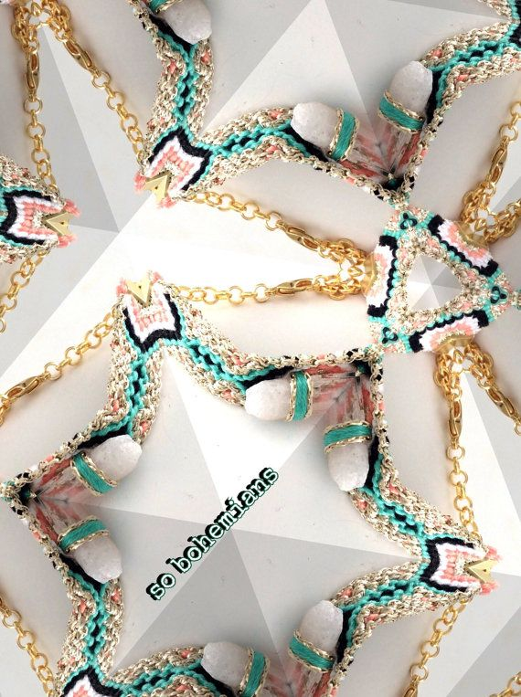 D......a  IS FOR YOU   Friendship Bracelet. Crystal by sobohemians, $17.90