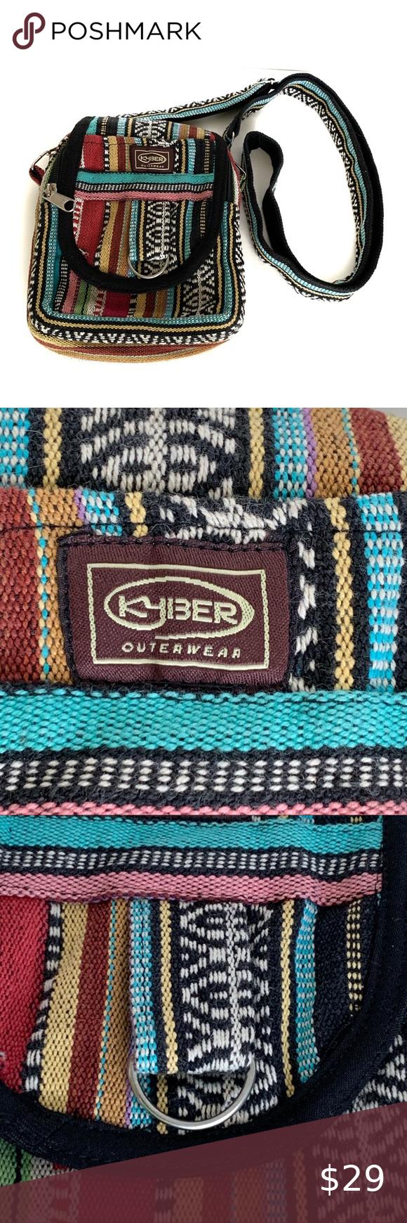 Kyber Outerwear Crossbody Textile Native Aztec Tribal Prints Textiles Aztec [ 1740 x 580 Pixel ]
