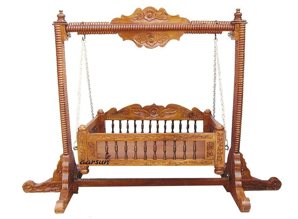 Wood Cradle Paalna Swing Baby Product By Aarsun In 2019 Diwali