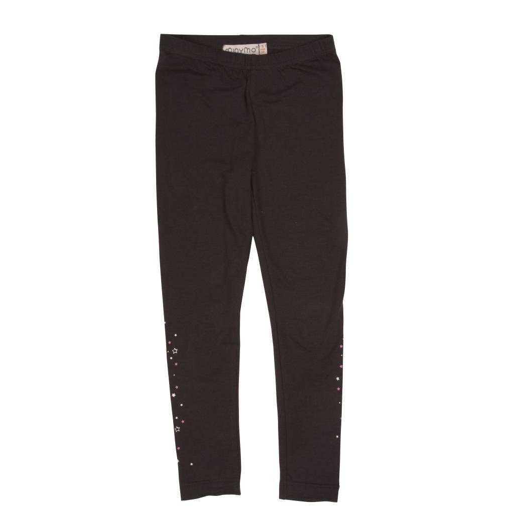 Minymo Zwarte legging