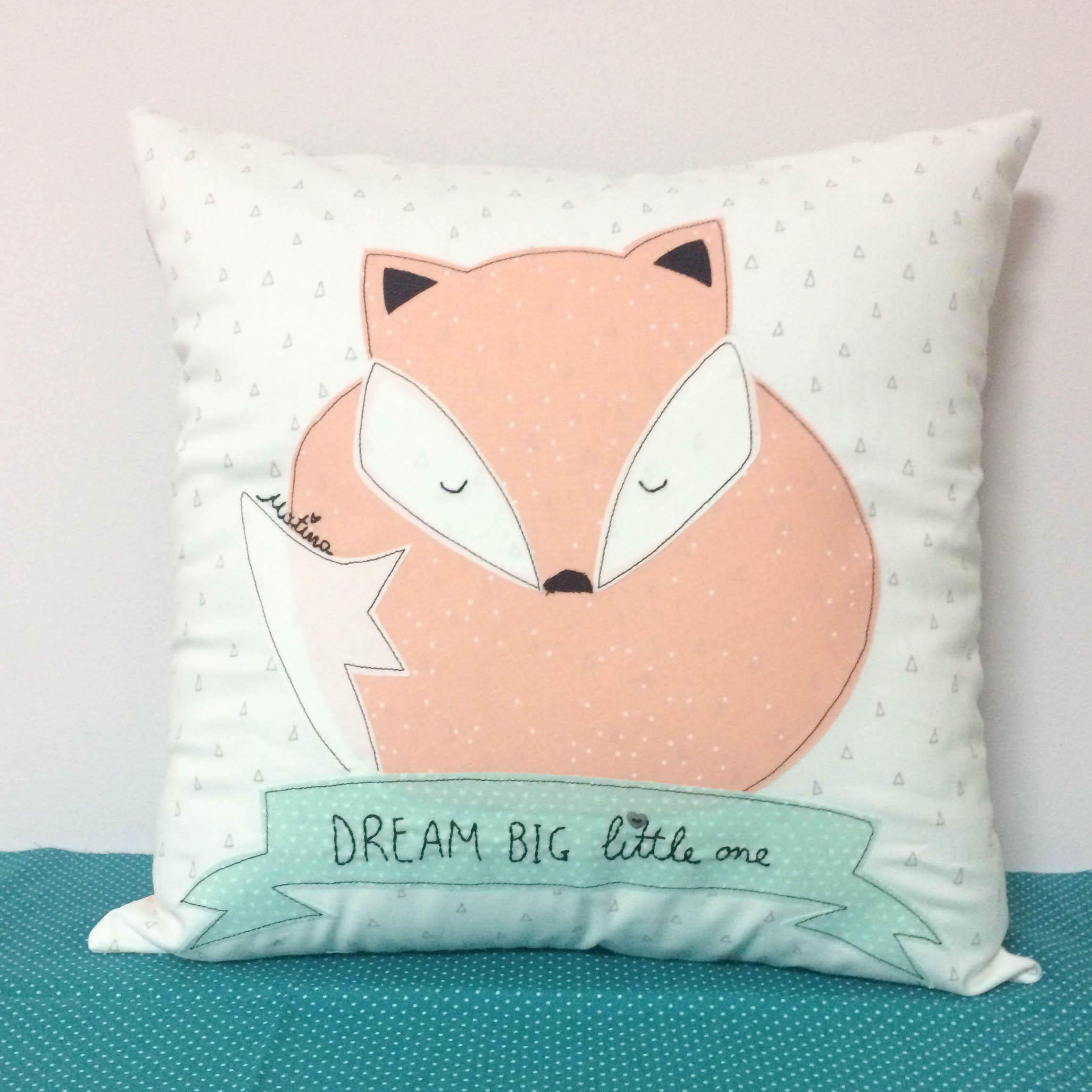 Decorative 16in Pillow Cover Dream