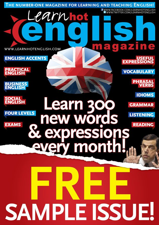english learning magazine - Google Search