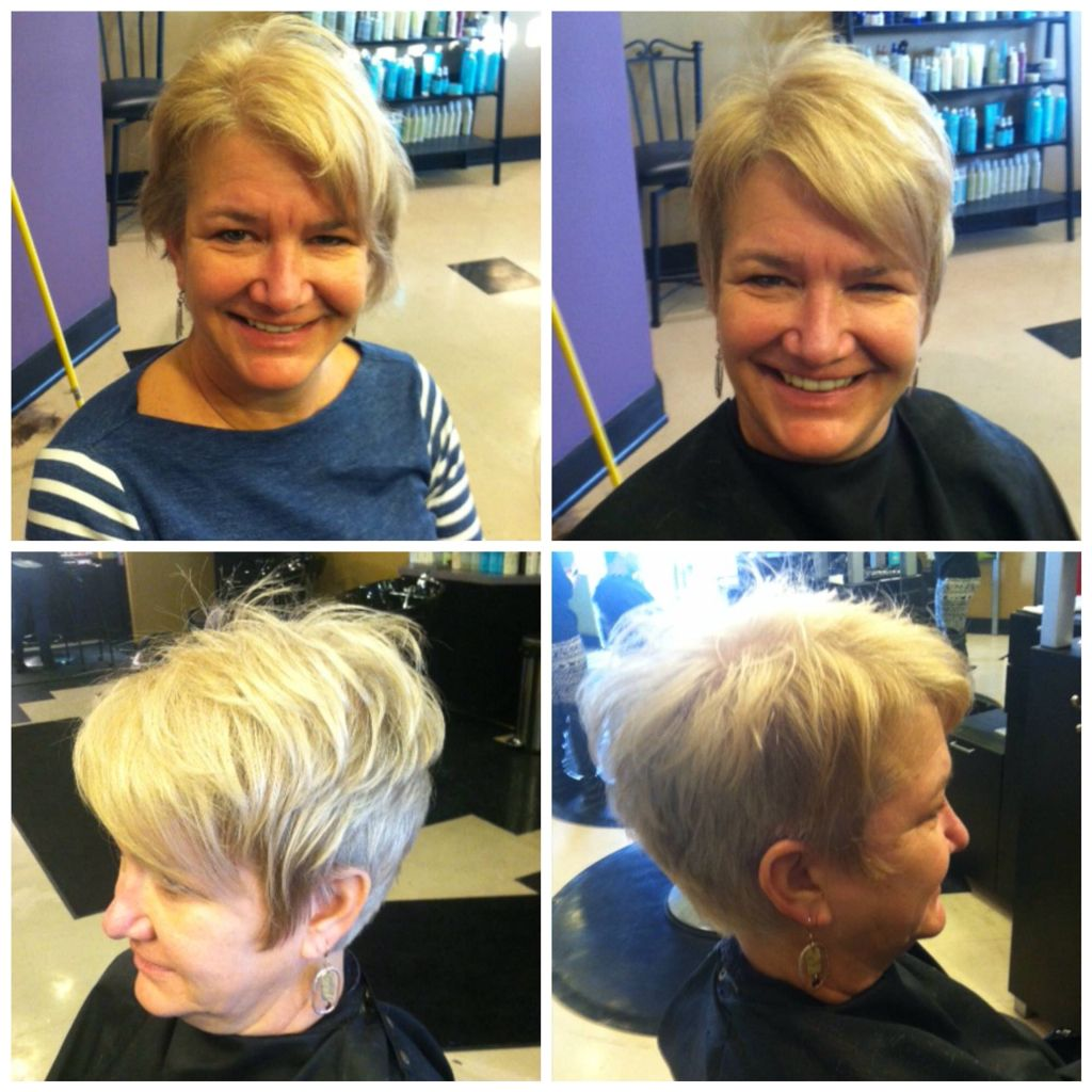 Awesome Cut Transformation By Master Senior Stylist Jamie At