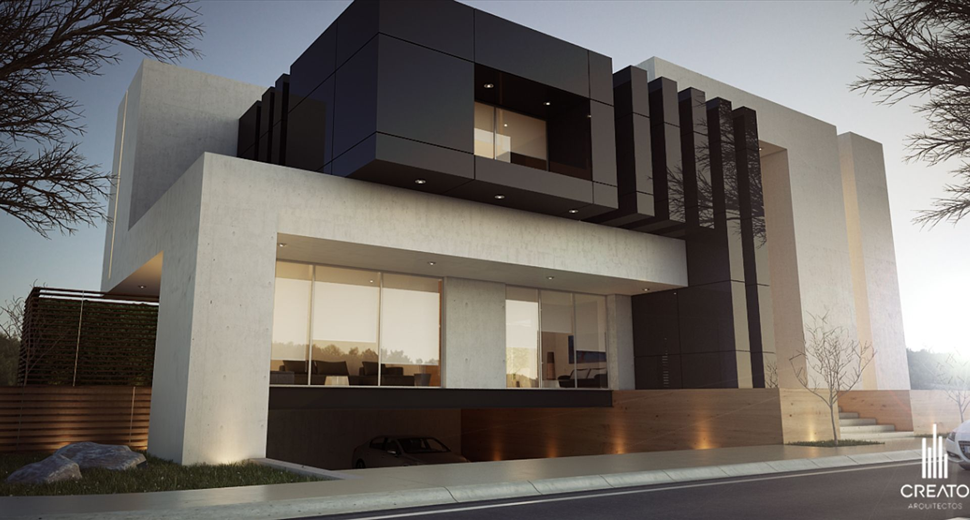 Provenza guadalajara mex creato arquitectos casas pinterest - Casas prefabricadas guadalajara ...