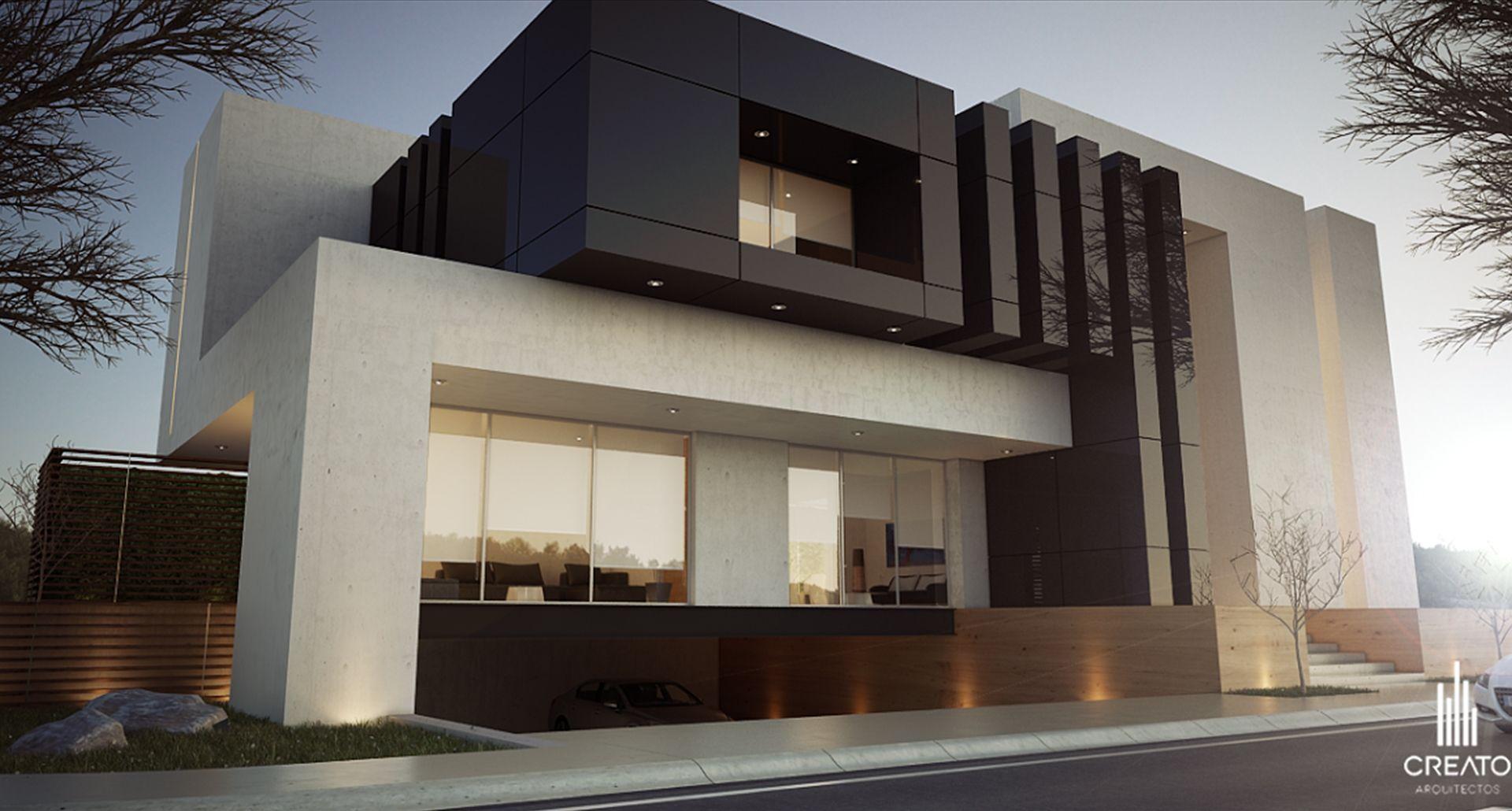 Provenza guadalajara mex creato arquitectos arch - Casas arquitectura moderna ...