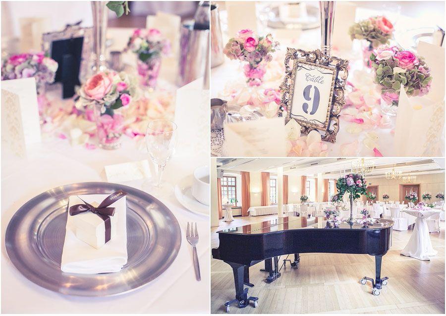 Hochzeitsfeier, Hochzeitsdekoration, Deko, Flügel, Bilderrahmen ...