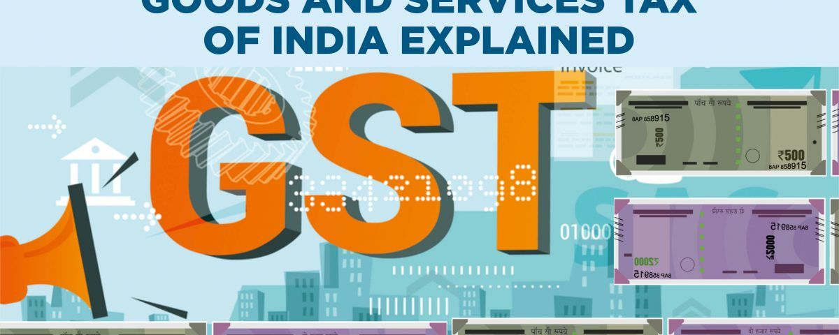 Gst Explained Goods And Services Goods And Service Tax Indirect Tax