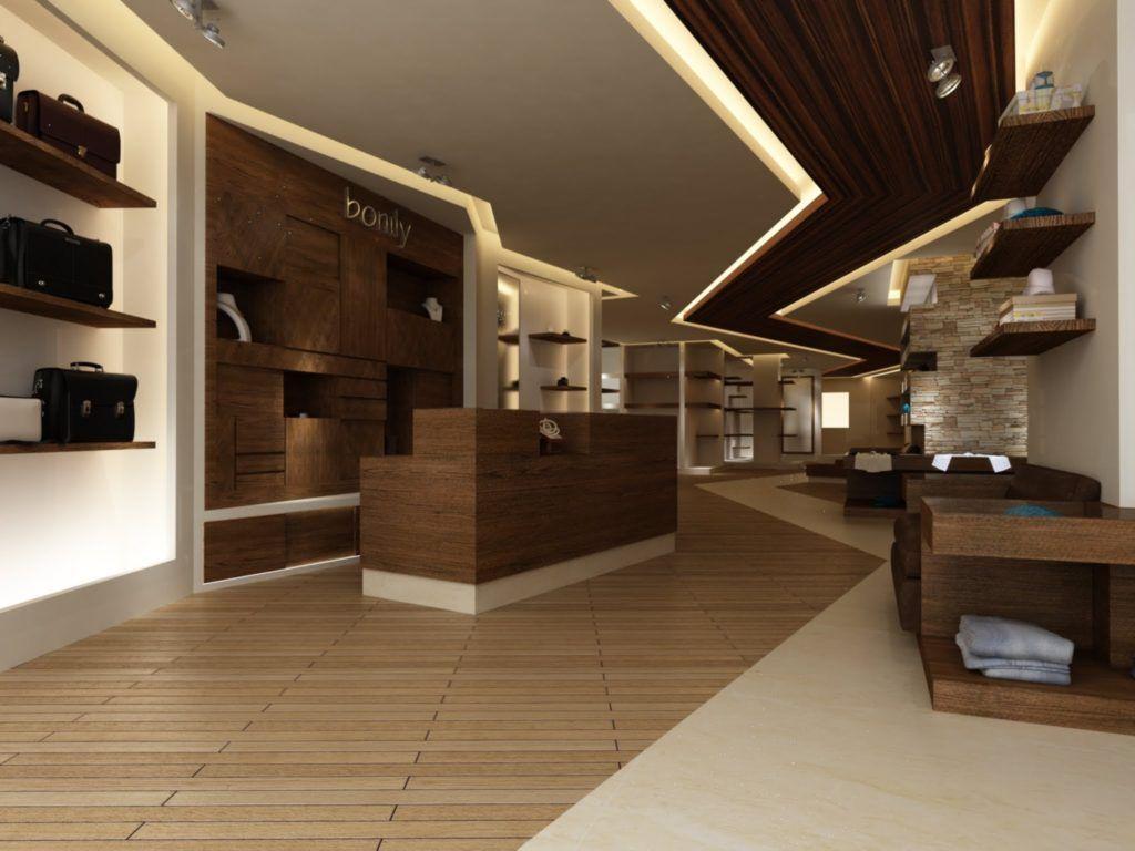 Beauteous Cloth Store Interior Design : Shop Interior Design ...