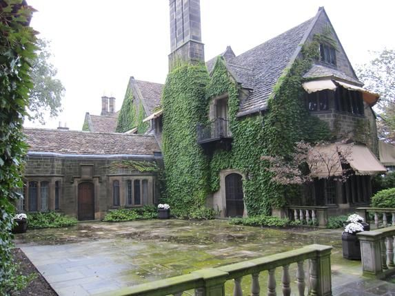 Ford House Grosse Pointe Mansions