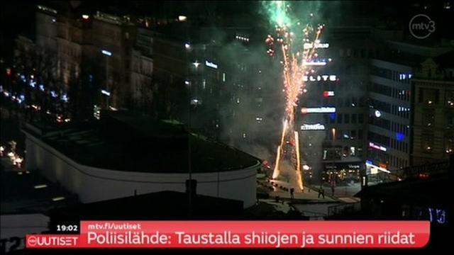 KRP oli varuillaan myös Suomessa – jo sata tehnyt rikosilmoituksen seksuaalisesta häirinnästä Kölnissä - Kotimaa - Uutiset - MTV.fi