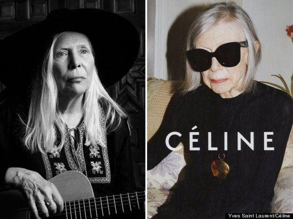 inspiring fashion campaigns for older women - Google zoeken