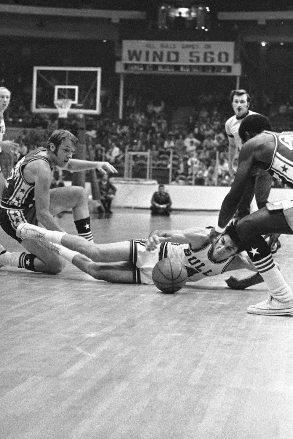 Cavaliers Cavs nemesis Norm Van Lier