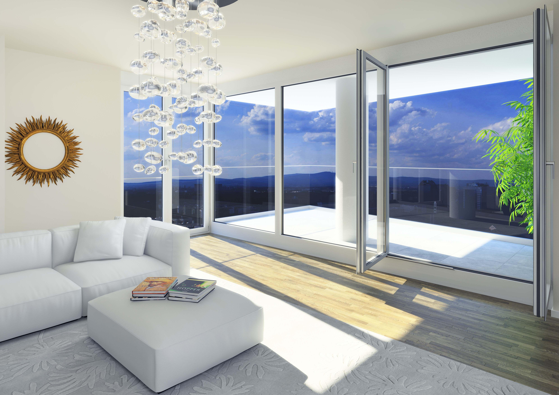 PRAEDIUM stands for elegant living and panoramic views
