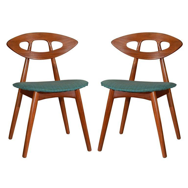 Eye-Chair by Ejvind Johansson