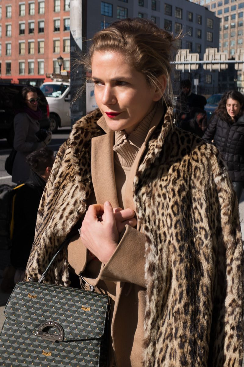 042549bfce9 NYFW: Fauré Le Page is one of the best bags spotted outside New York  Fashion Week - PurseBlog