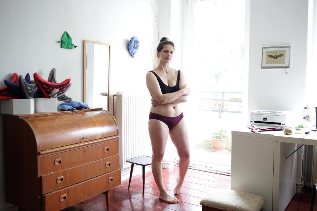 menschen die sich nackt zeigen